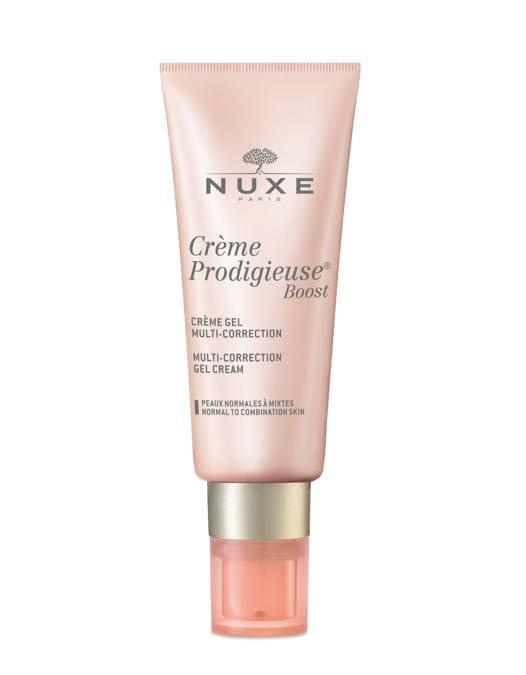 Nuxe Crème Prodigieuse Boost, una nuova generazione di trattamenti multi correzione che stimola la freschezza, la giovinezza e la luminosità della pelle, il tutto nel rispetto dell'equilibrio cutaneo