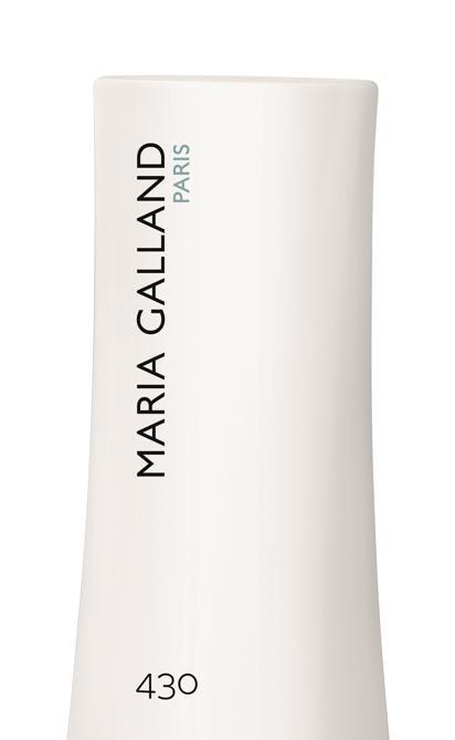 Maria Galland Paris_430 Gel Fraîcheur D-Tox, la formula a base di sostanze stimolanti sostiene la microcircolazione. L'estratto di alga bruna svolge una funzione antiossidante