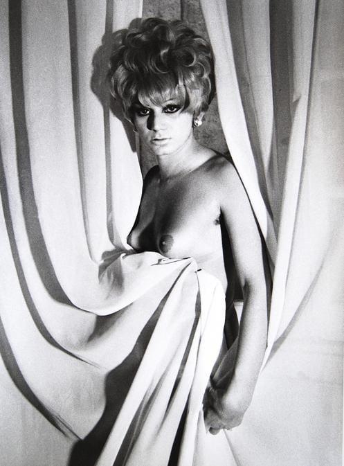 Lisetta Carmi I travestiti Renée 1965-1970 Lisetta Carmi-Martini Ronchetti (Galerie Antoine Levi)