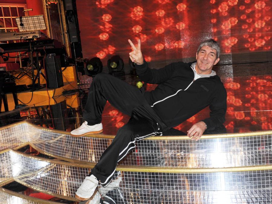 A Ballando con le stelle, nel 2011 (Foto/IPP/Gioia Botteghi)