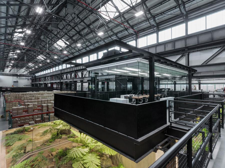 Crye Precision headquarters
