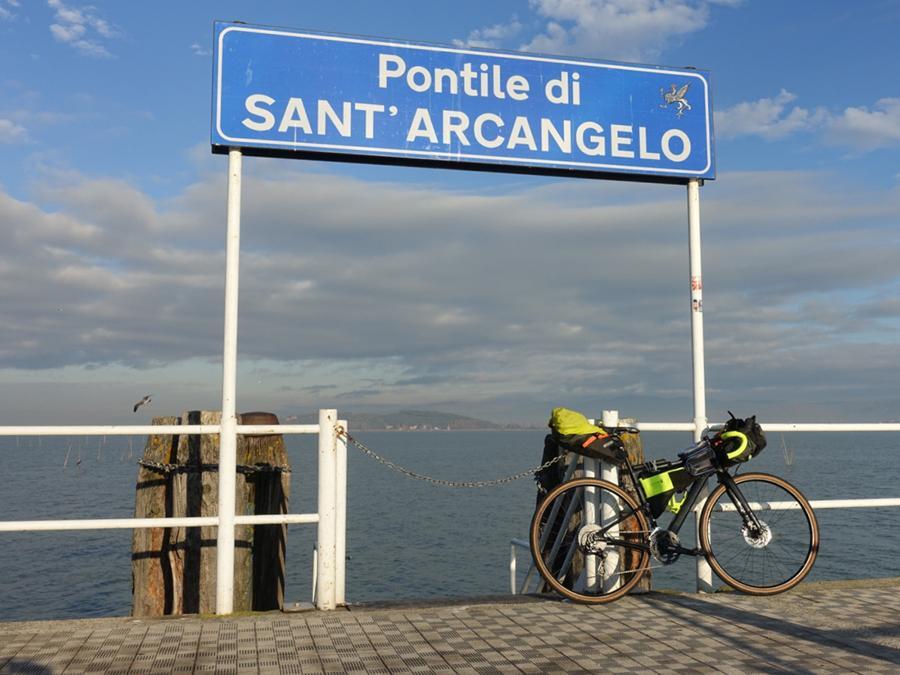 Sant'Arcangelo, Lago Trasimeno