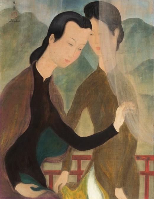 Nella vendita d'arte asiatica del 6 ottobre organizzata da Aguttes n inchiostro Le Phô è statao venduto per 590.560 euro