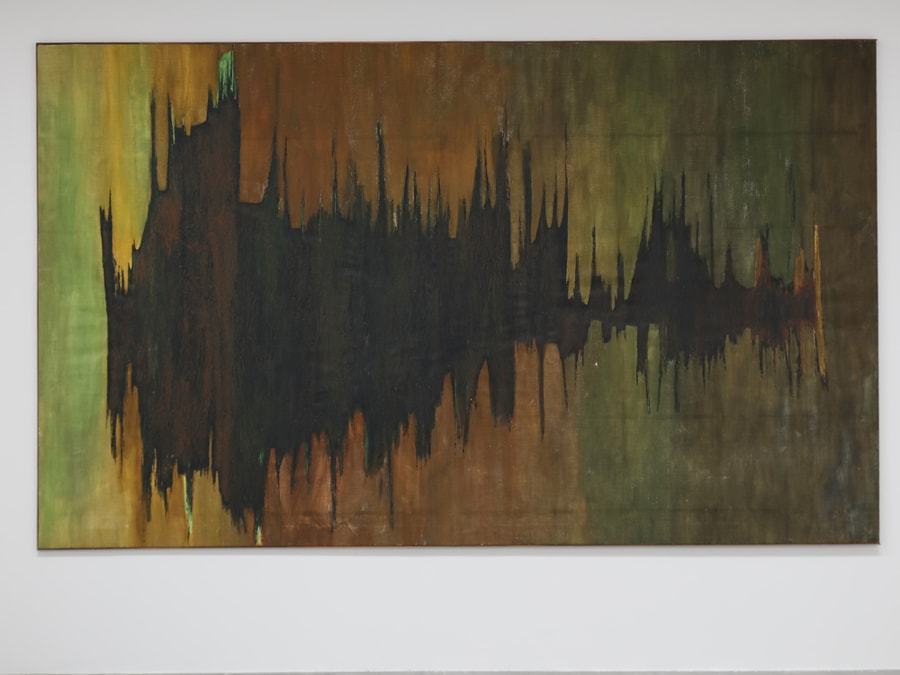 Carol Rama, Senza titolo, 1962, stima 150-200.000 €, venduto a 226.800 €, Courtesy Capitoliumart