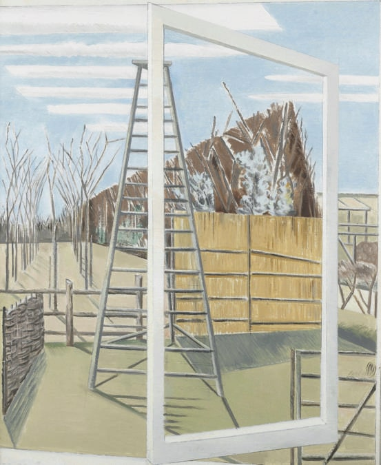 Month of March by Paul Nash. Photo: Courtesy of Bonhams