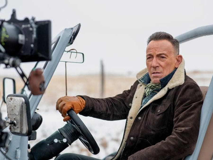 Bruce Springsteen nello spot di Jeep trasmesso al Super Bowl