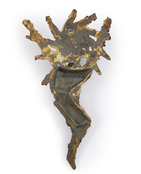 Joseph Beuys «Gekreuzigter Christus (mit Sonne)» «Crucified Christ (with Sun)», 1949. Per gentile concessione della Galerie Thaddaeus Ropac, Londra, Parigi, Salisburgo (Joseph Beuys Estate / VG-Bildkunst, Bonn, 2020)
