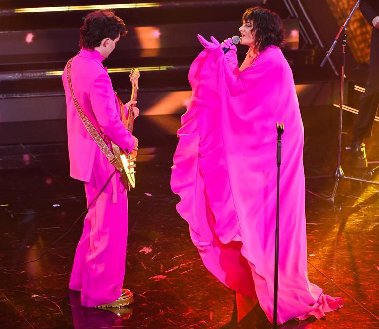 Il duo di La Rappresentante di Lista in Valentino