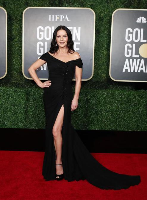 Catherine Zeta Jones in Dolce &Gabbana