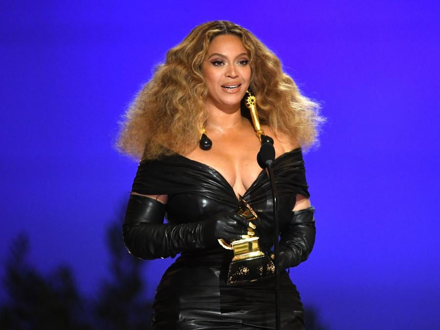 Beyoncé . (Photo by KEVIN WINTER / GETTY IMAGES NORTH AMERICA / Getty Images via AFP)