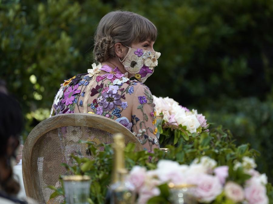 Taylor Swift  (AP Photo/Chris Pizzello)