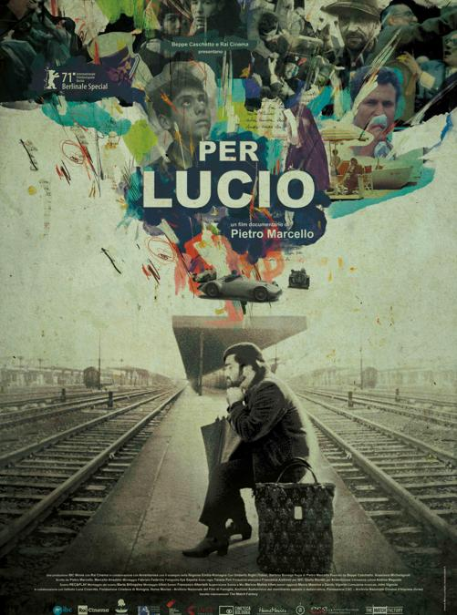 La locandina del documentario di Pietro Marcello