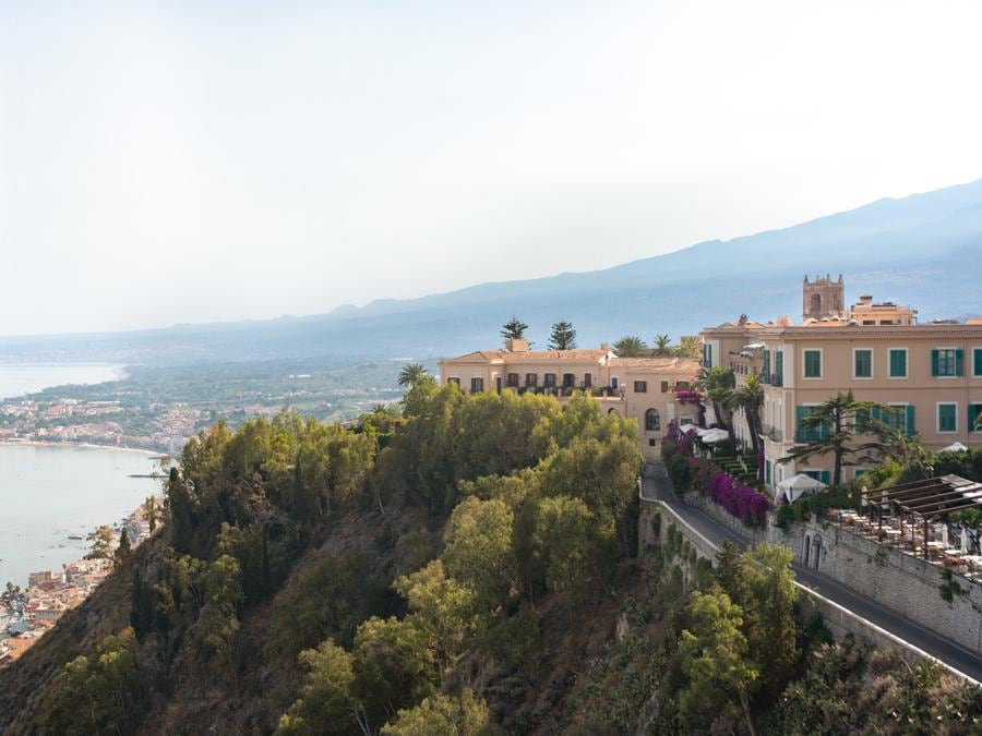 San Domenico Palace, Taormina (gruppo Four Seasons Hotels and Resorts). Apertura: giugno 2021