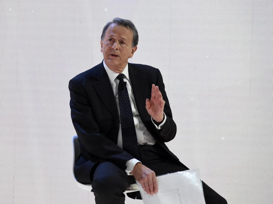 Il Direttore del Sole 24 Ore, Fabio Tamburini (Foto IPP/Stucchi - Reshape the world )