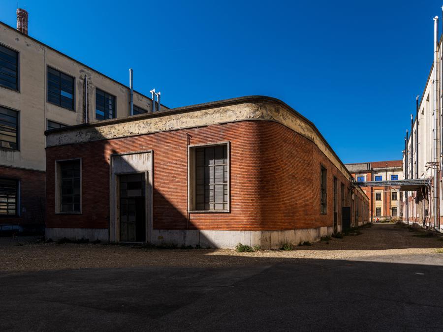 Progetto di recupero della Manifattura Tabacchi di Firenze.(Foto di Ugo De Berti - UDB Studio)