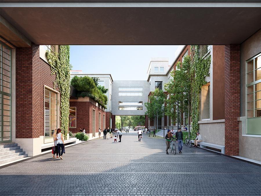 Manifattura Tabacchi  - Boulevard