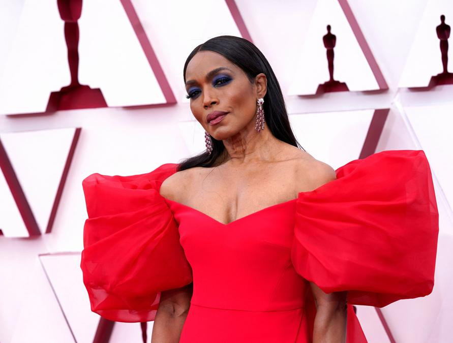 Angela Bassett (Chris Pizzello/Pool via REUTERS)