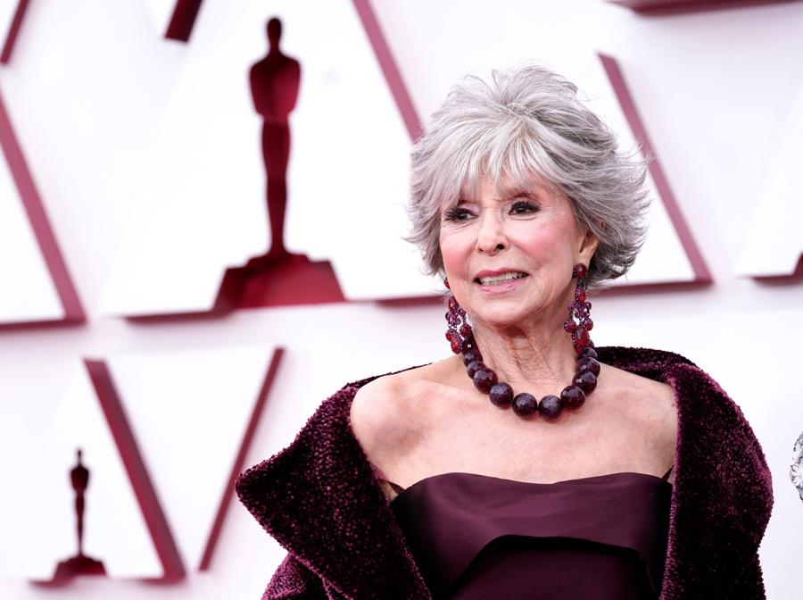 Rita Moreno(Chris Pizzello/Pool via REUTERS)