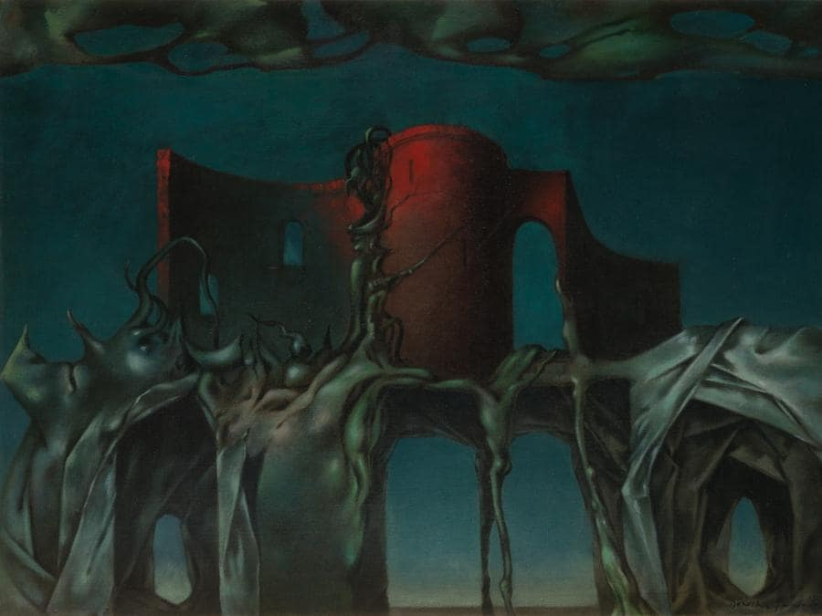 Dorothea Tanning, The Witch, 1950, est. £220,000-320,000