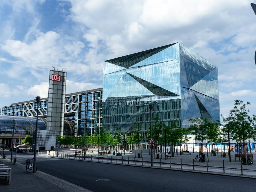 Cube Building, Berlino