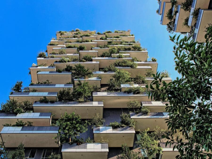 Bosco Verticale, Milano