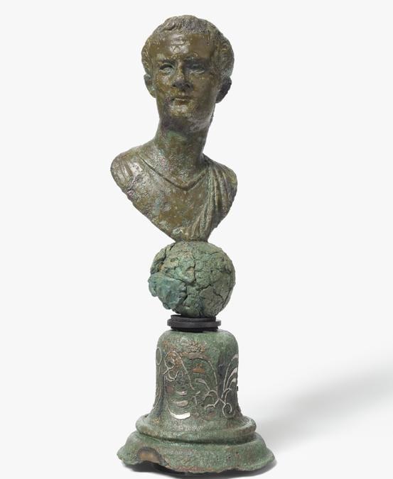 Busto di Caligola_ © Colchester Museums_Image Credit Douglas Atfield
