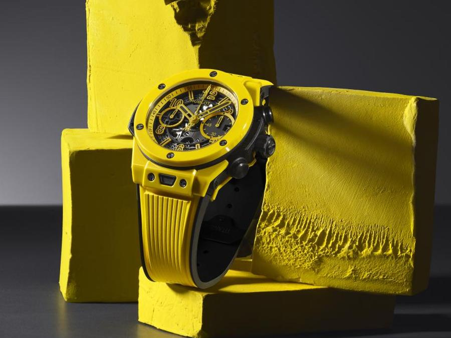 Hublot - Big Bang Unico Yellow Magic