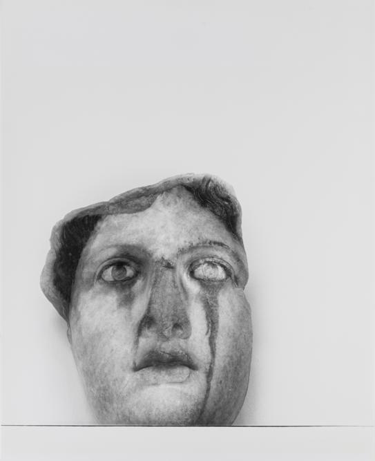"""""""Atene, volto di donna ateniese"""" di Mimmo Jodice, venduta a 5.603 € da Finarte, Courtesy Finarte"""