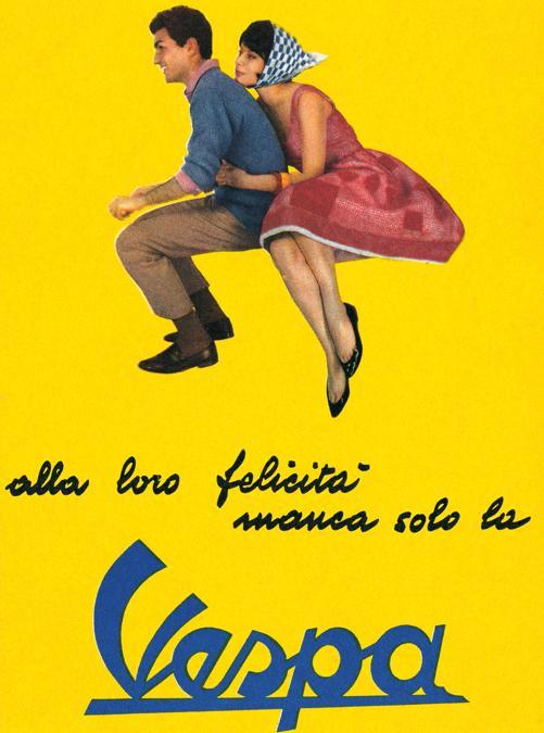 1961-62 Felicità Vespa