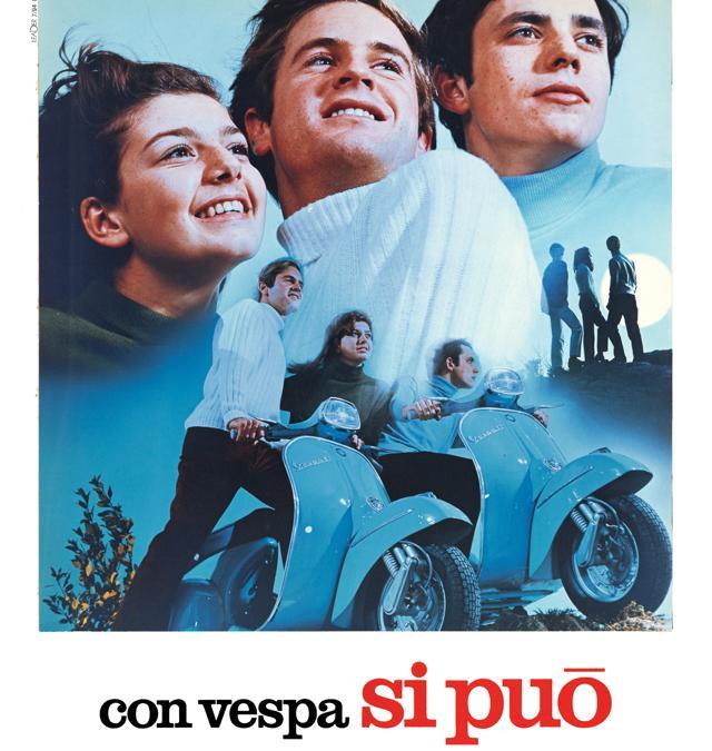 1967-68 Con Vespa si può