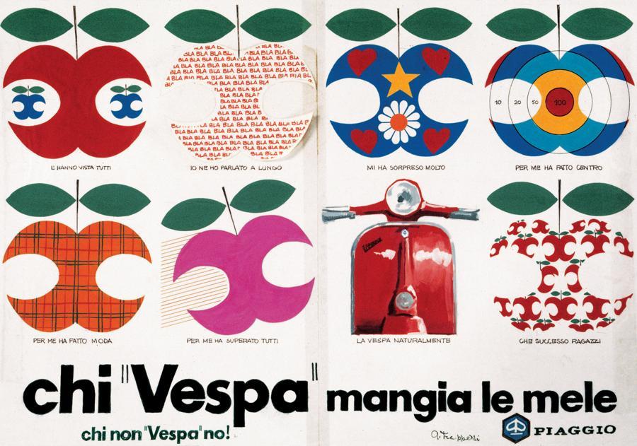 1969-71 Chi Vespa mangia le mele