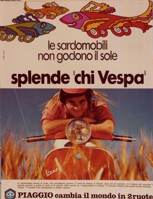 1972 Splende Chi Vespa