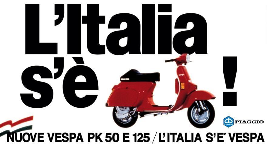1982 L'Italia s'è  Vespa