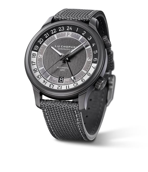 Chopard – L.U.C GMT One Black