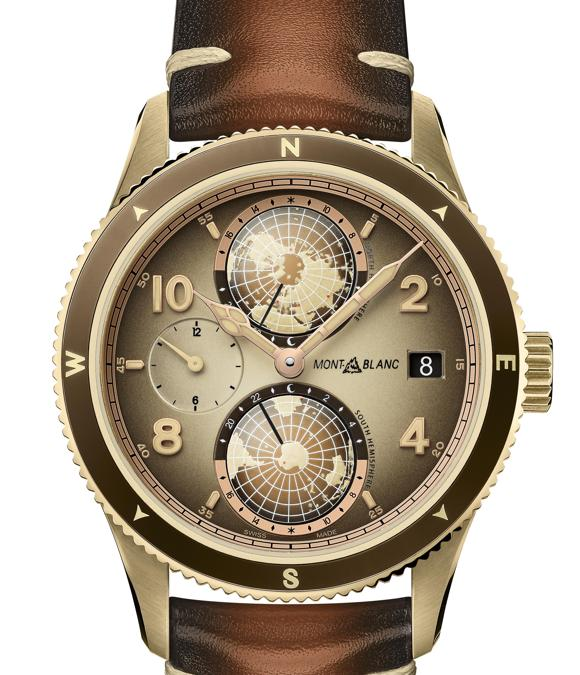 Montblanc - 1858 Geosphere Limited Edition 1858