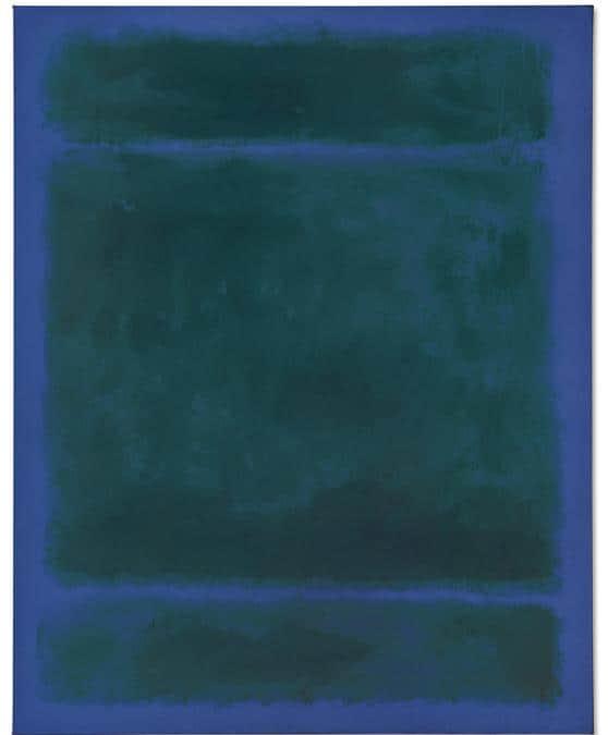 Rothko, «Untitled»