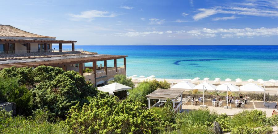 Resort & SPA Le Dune, Duna bianca