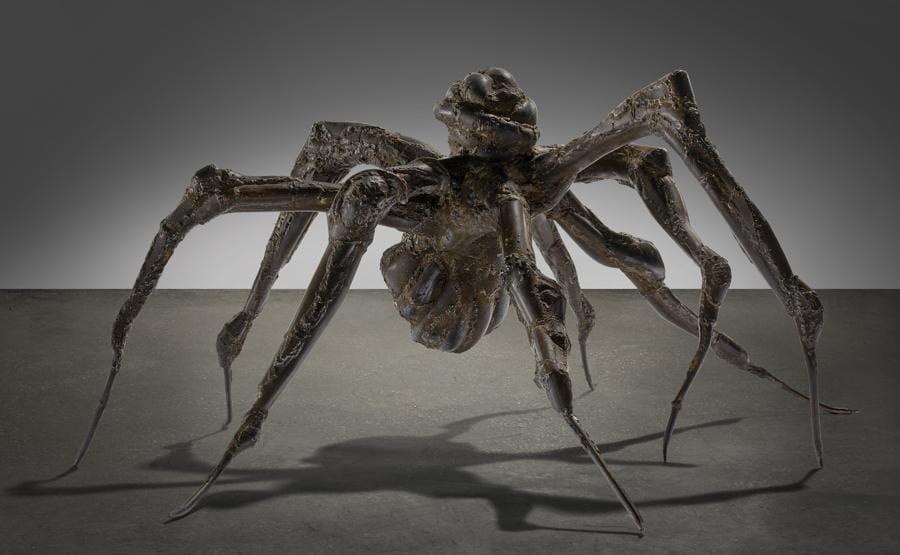 Lot 15A, Bourgeois, Spider V (per gentile concessione di Christie's)