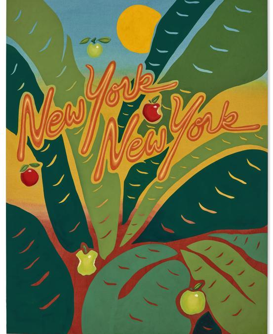Lot 30A, Mesler, New York, New York (per gentile concessione di Christie's)