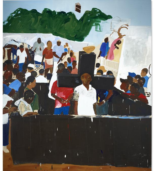 Lot 7A, Taylor, Haitian Cemetery (per gentile concessione di Christie's)