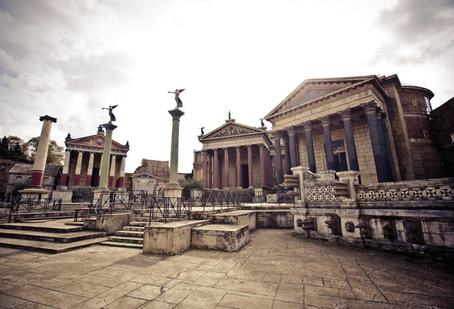 Set Roma Antica (ErmaPictures)