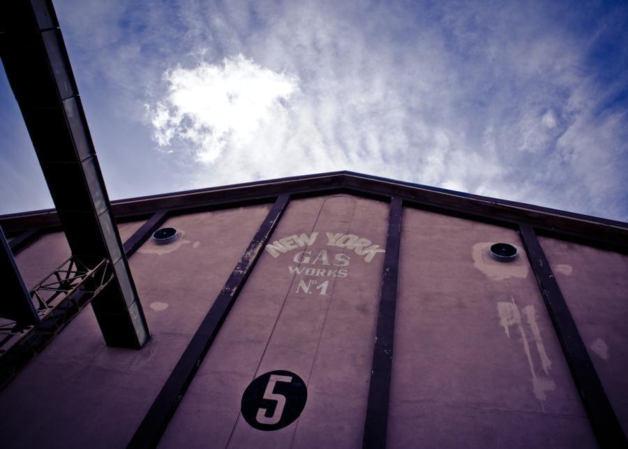 Tetto del Teatro 5 (con scritta eseguita per Gangs of NY) (Erma Pictures)