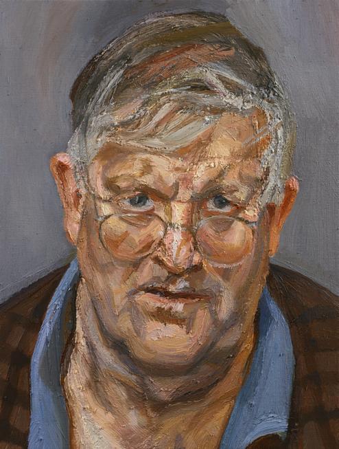David Hockney, Lucian Freud, est. £8,000,000- 12,000,000