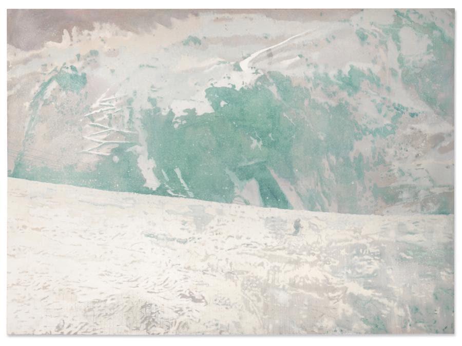 Peter Doig, Blue Mountain, est. £5,000,000- 7,000,000