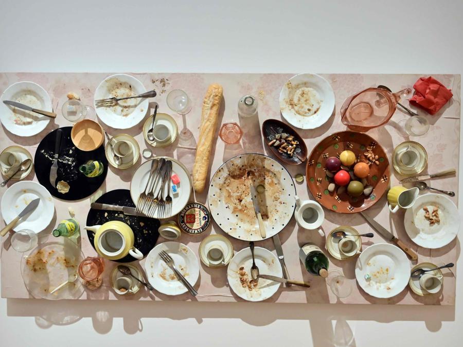 Ausstellung Daniel Spoerri