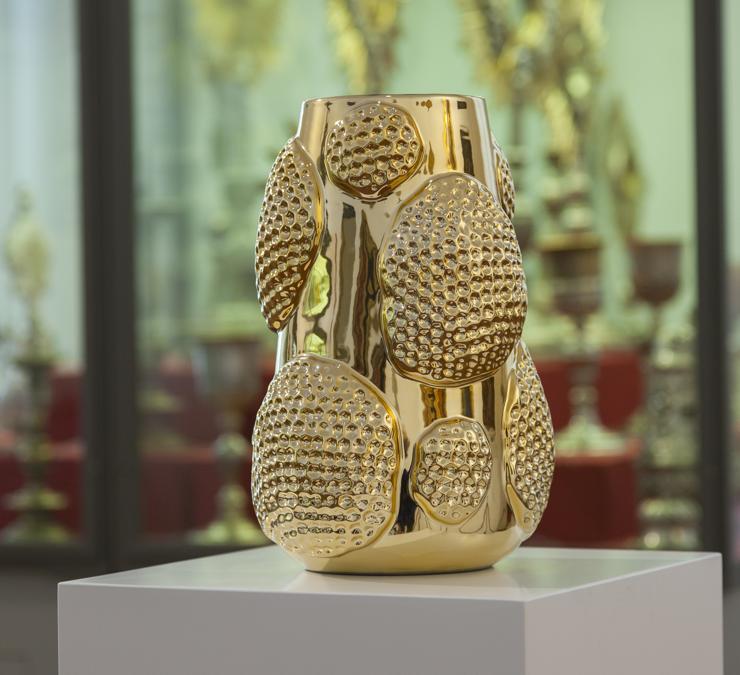 Simone GoriAlveus 2021 Ceramica,smalto,stampa Ph Dimitri Angelini