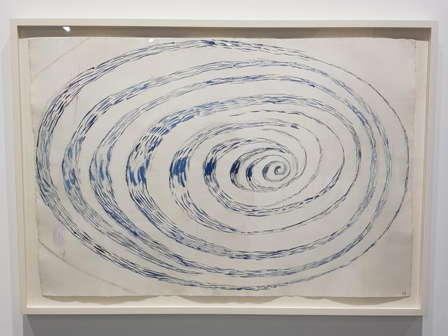 Louise Bourgeois, Untitled, 1970, acquarello su carta, 69,9x101,6 cm, 400.000 euro alla galleria Hauser & Wirth che ha da poco aperto una sede a Monte Carlo