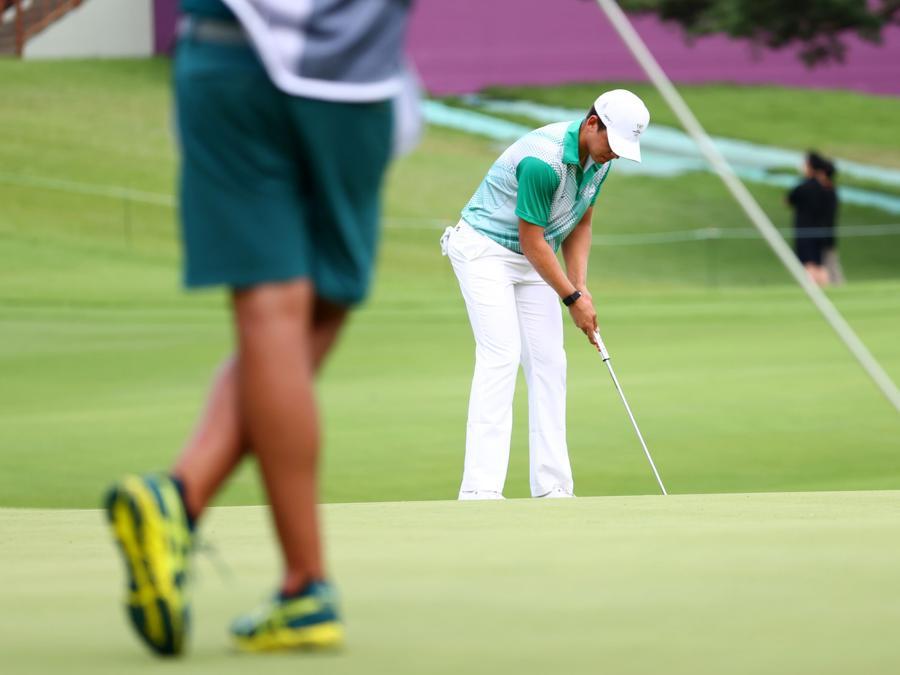 Golf - Individuale maschile (REUTERS/Murad Sezer)