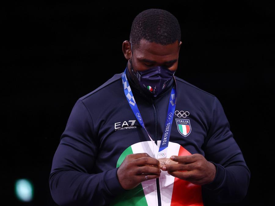 Bronzo: Abraham De Jesus Conyedo Ruano (Lotta libera maschile 97kg)  -      Reuters/Leah Millis