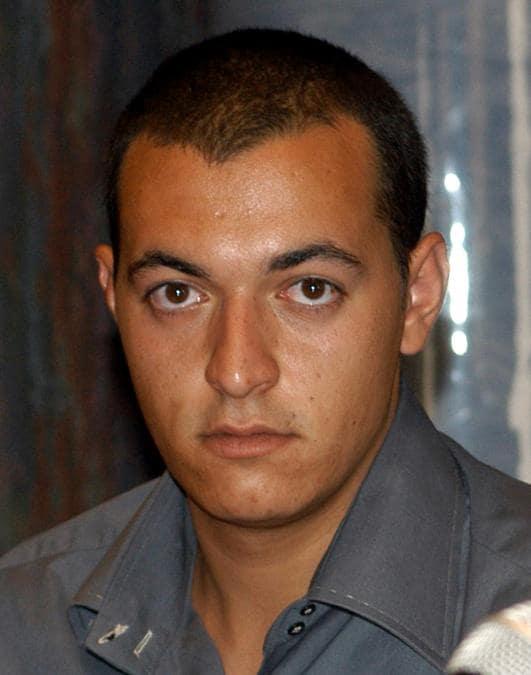 Mario Placanica (COSTA /CUFARI /ARCHIVIO /ANSA DEF)